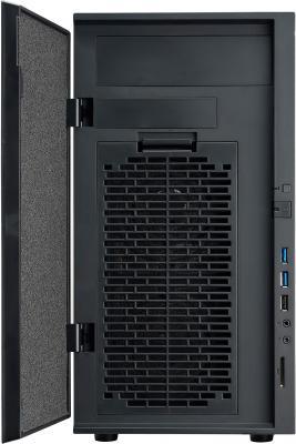 Корпус microATX Cooler Master Master Silencio 352 Без БП чёрный