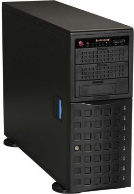 Серверный корпус E-ATX Supermicro CSE-745TQ-R920B 920 Вт чёрный серверный корпус e atx supermicro cse 745tq r920b 920 вт чёрный