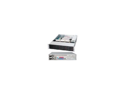 Серверный корпус 2U Supermicro CSE-826E16-R1200LPB 1200 Вт чёрный