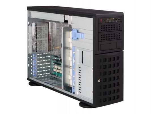 Серверный корпус E-ATX Supermicro CSE-745TQ-800B 800 Вт чёрный