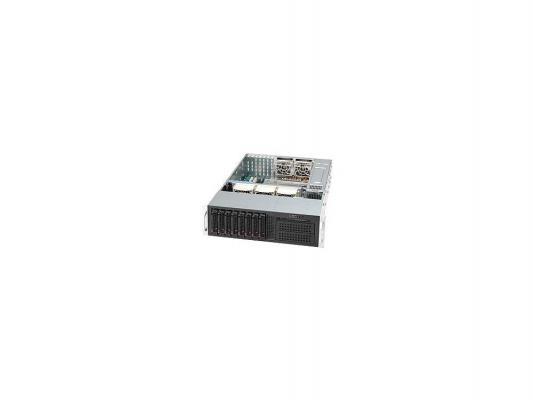Серверный корпус 3U Supermicro CSE-835TQ-R800B 800 Вт чёрный