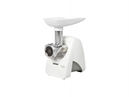 Электромясорубка Zelmer MM1200.89 Symbio — белый zelmer а919 0080 00