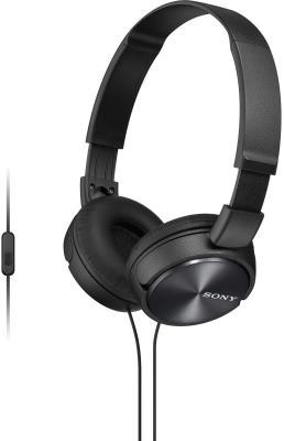 купить Наушники Sony MDR-ZX310APB черный