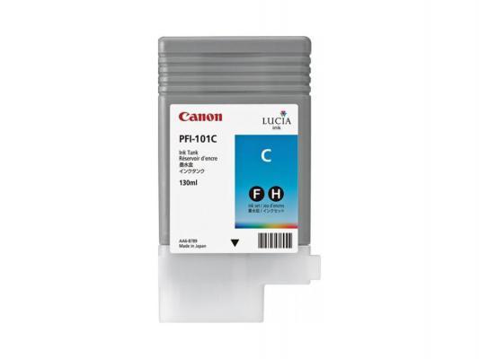 Картридж Canon PFI-101 C для iPF5100 голубой canon pt 101