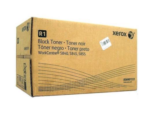 Тонер-Картридж Xerox 006R01551 для WC 5845/5855 черный 76000стр цены