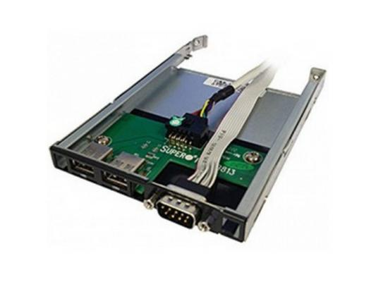 Модуль SuperMicro CSE-PT40L-B0 USB/COM 1U supermicro cse 836be16 r920b