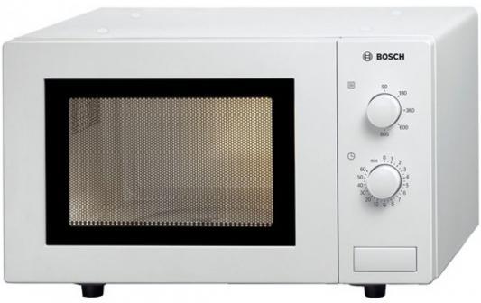 СВЧ Bosch HMT72M420R 800 Вт белый