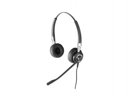 Купить Гарнитура Jabra BIZ 2400 Duo E-STD NC WB 2489-820-104