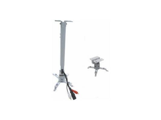 Крепеж ScreenMedia PRB-2L потолочный универсальный 43-65см нагрузка до 12кг