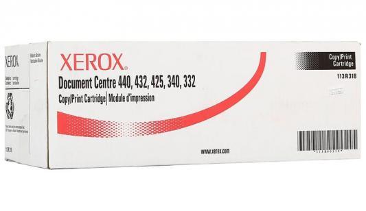 Тонер-картридж Xerox 113R00318 для DC 332/340/425/432/440 черный 28000стр