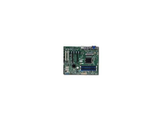 Материнская плата для ПК Supermicro MBD-X10SAE-O Socket 1150 C226 4xDDR3 2xPCI-E 16x 2xPCI 3xPCI-E 1x 8xSATAIII ATX Retail