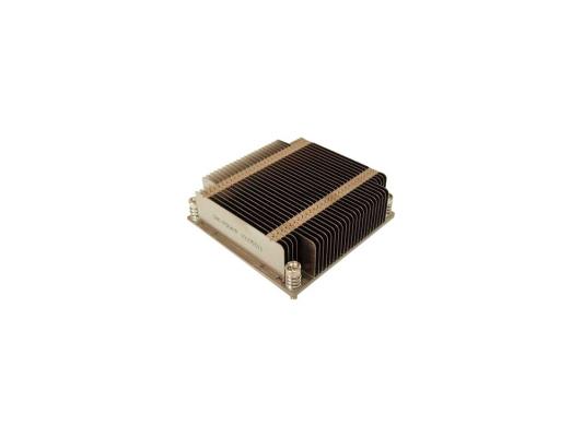 Радиатор SuperMicro SNK-P0047P 1U Passive Soc-2011 радиатор supermicro snk p0046a4 2u active soc 1156
