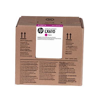Картридж HP CN671A для HP Latex пурпурный hp ce410xd