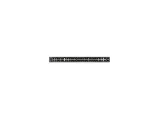 Коммутатор Cisco SF500-48 управляемый 48 портов 10/100Mbps SF500-48-K9-G5 прибор для настройки спутниковых антенн cатфайндер prof sf 500