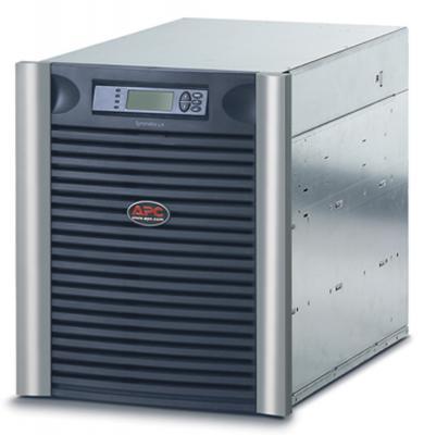 ИБП APC Symmetra LX 4000VA SYA4K8RMI модуль для ибп apc 3 pole circuit breaker 400a t5 type for symmetra px250 500kw pd3p400at5b