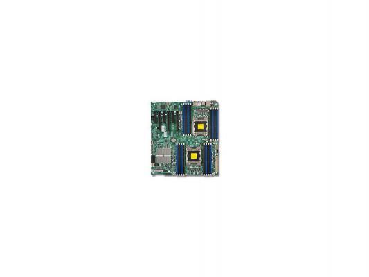 Материнская плата SuperMicro MBD-X9DR3-F-O 2xLGA 2011 C606 16xDIMM 3xPCI-Ex16 3xPCI-E x8 8xSAS 2хSATAIII 4xSATAII EATX