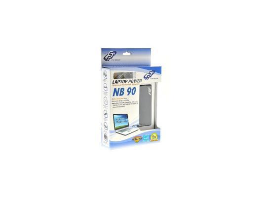 Блок питания для ноутбука FSP NB 90 универсальный