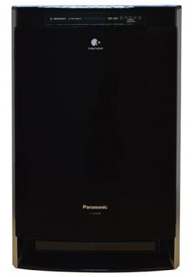 Климатический комплекс Panasonic F-VXH50R-K Оч-ль с увлажнением, Мощ.45Вт,пл 40м.кв.,ём-ть 2,3л,расход 150-500мл/ч,вес 8,6кг.чёрный климатический комплекс panasonic f vxk70r k