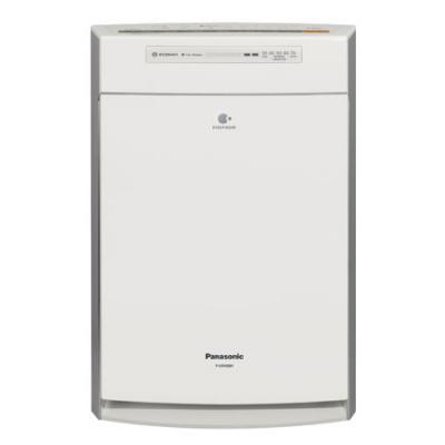 Климатический комплекс Panasonic F-VXH50R-S Оч-ль с увлажнением, Мощ.45Вт,пл 23-40м.кв.,ём-ть 2,3л,расход 500мл/ч,вес 8,6кг.серебрис