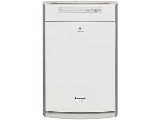 Климатический комплекс Panasonic F-VXH50R-W Оч-ль с увлажнением, Мощ.45Вт,пл 40м.кв.,ём-ть 2,3л,расход 150-500мл/ч,вес 8,6кг.белый
