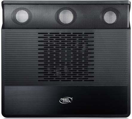 "��������� ��� �������� 15.6"" Deepcool M3 360x327x54mm 2xUSB 1xMicroUSB 1100g Fan-control 2.1xSpeakers 18-21dB ������"