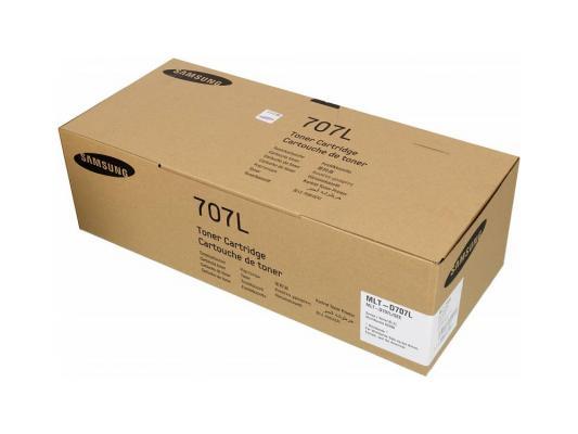 Тонер-Картридж Samsung MLT-D707L/SEE для SL-K2200ND/SL-K2200 черный 10000стр samsung multixpress sl k2200nd