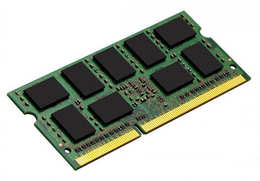 Оперативная память для ноутбуков SO-DDR3 8Gb PC10600 1333MHz Kingston CL9 KVR13LSE9/8