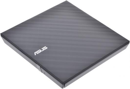 Внешний привод DVD-RW ASUS SDRW-08D2S-U Lite USB2.0 Retail черный выносной dvd rw привод