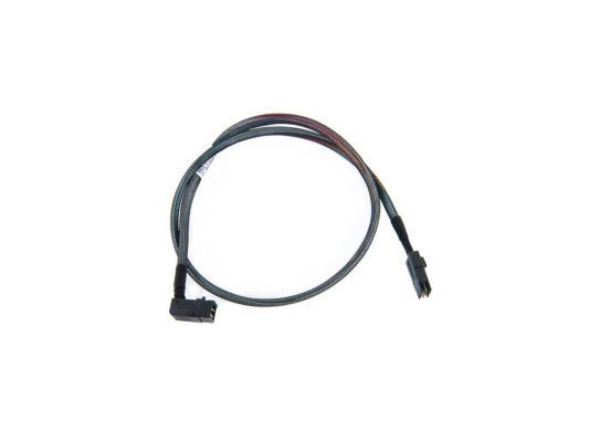 Кабель Adaptec ACK-I-rA-HDmSAS-mSAS-0.8M 80см кабель kvm lenovo 3m msas hd to msas hd 00mj180