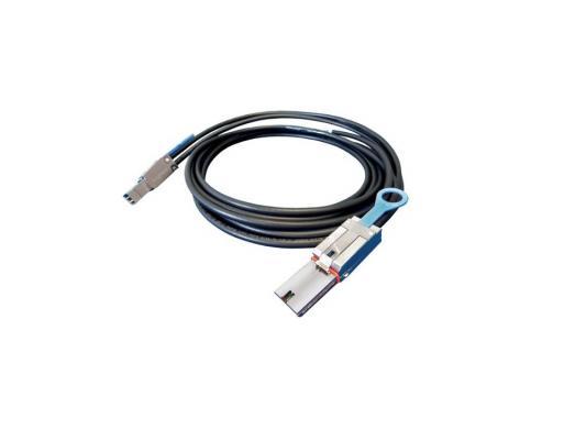 Кабель Adaptec ACK-E-HDmSAS-HDmSAS-2M 2м кабель интерфейсный sas adaptec ack i hdmsas hdmsas 0 5m 0 5м 2282200 r