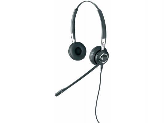 Купить Гарнитура Jabra BIZ 2400 Duo E-STD NC NB 2409-820-104