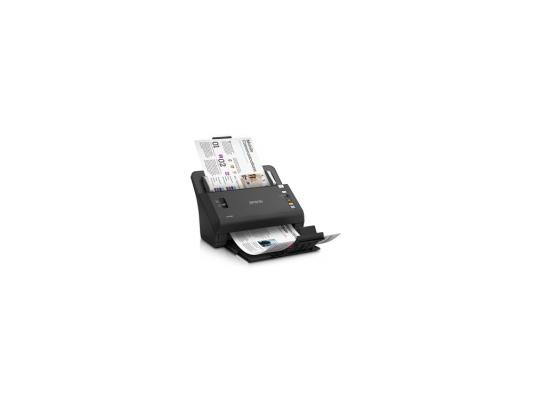 Сканер Epson WorkForce DS-860 протяжный CIS 600x600dpi B11B222401