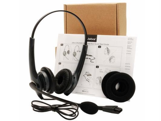 Купить Гарнитура Jabra GN2000 Duo E-STD NC NB 2009-820-104