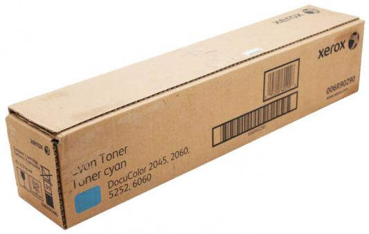 цена на Тонер-Картридж Xerox 006R90290 для DC 6060/2045/60/5252 голубой