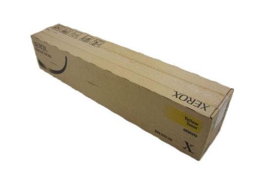 Тонер-Картридж Xerox 006R90349 для DC8000 желтый картридж xerox тонер картридж для phaseк 3500 106r01148