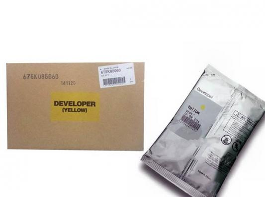 Девелопер Xerox 675K85060 для WC 7556 желтый девелопер xerox 675k85050 для wc 7556 пурпурный