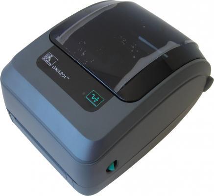 Принтер Zebra GK420t GK42-102520-000 zebra gx430t lcd gx43 102720 000