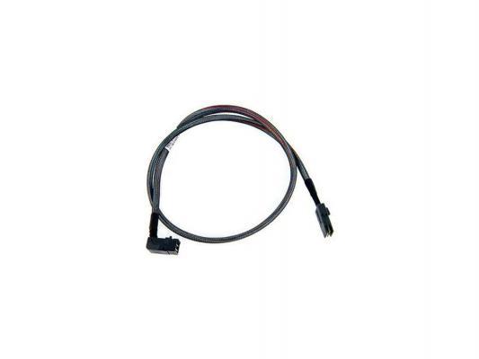 Кабель Adaptec I-rA-HDmSAS-mSAS-.5M кабель интерфейсный sas adaptec ack i hdmsas hdmsas 0 5m 0 5м 2282200 r