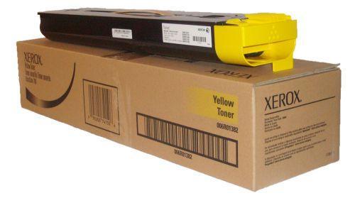 цены Тонер-Картридж Xerox 006R01382 для DC700 желтый 22000стр