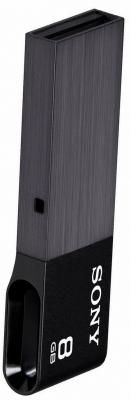 Флешка USB 8Gb SONY MicroVault W USM8W черный
