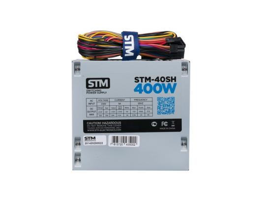 БП ATX 400 Вт STM STM-40SH decen 12v 2000w peak power 4000w pure sine wave solar inverter built in 40a mppt controller with communication lcd display