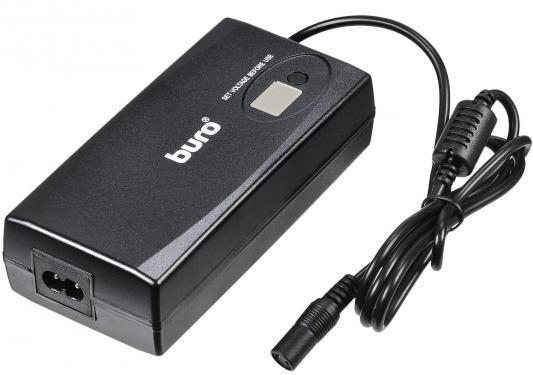 Блок питания для ноутбука Buro BUM-1245M90 11 переходников 90Вт черный