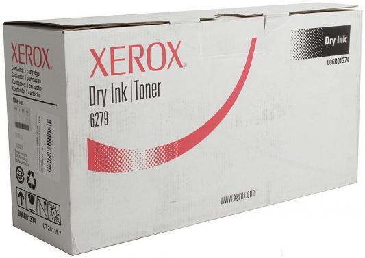 Тонер-картридж Xerox 006R01374 черный 6279 тонер картридж xerox 006r01374 черный 6279