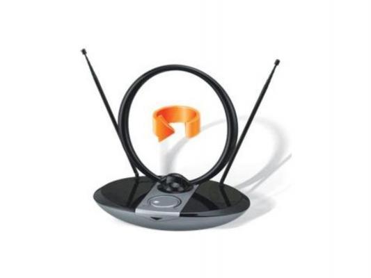 Антенна Сигнал SAI 965 DVB-T и ДМВ+МВ активная черный 22451