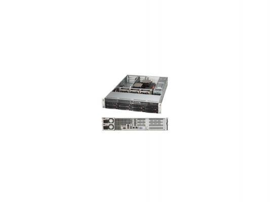 Серверная платформа SuperMicro SYS-6027R-N3RF