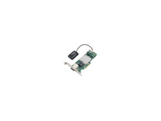 лучшая цена Контроллер Adaptec ASR-8885Q PCI-E SGL 2277100-R
