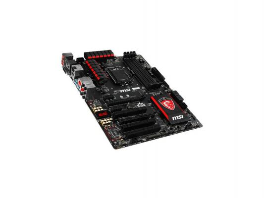 Материнская плата для ПК MSI Z97 GAMING 3 Socket 1150 Z97 4xDDR3 2xPCI-E 16x 3xPCI 2xPCI-E 1x 6xSATAIII ATX Retail