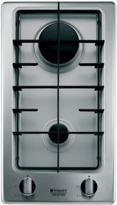 Варочная панель газовая Ariston 7HDK 20S IX RU серебристый
