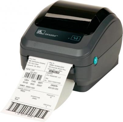 Принтер Zebra GK42-202520-000 zebra gx420d gx42 202520 000