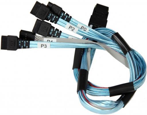 Кабель SuperMicro CBL-0097L-02 кабель supermicro cbl pwex 0663